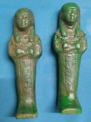 2. The statues of the servants of Ancient Egypt
