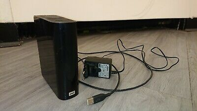 Disque dur externe western digital my book 2 TO USB 2 avec cable usb