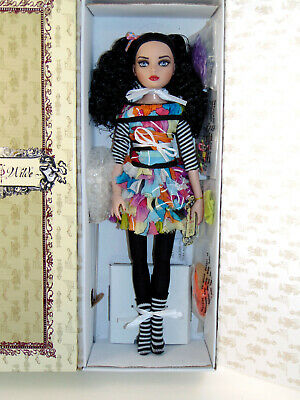 "Skyline Blue Marley Nude doll Only 16/"" Tonner BW 2015 MIB Raven Short Hair"