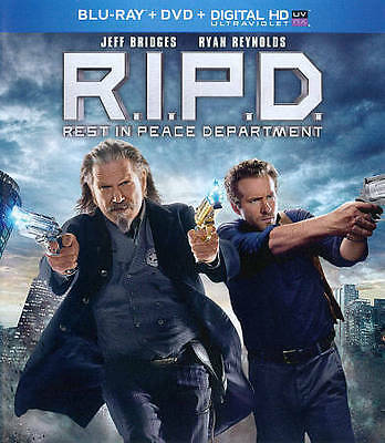 R.I.P.D.: Rest In Peace Department *Blu-Ray Only/No Slipcover**Rental* (Blu-Ray)