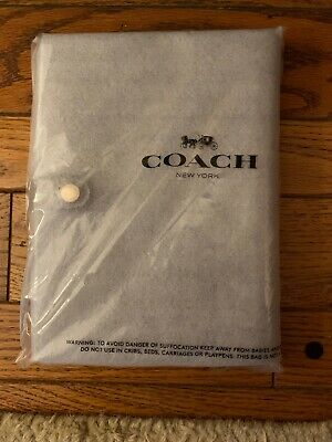Coach Notebook in Signature Canvas NWT - F67143 MSRP $70