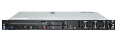 HP PROLIANT DL320e Gen8 V2 COMPACT SERVER E3-1220 3.1GHz 12GB RAM
