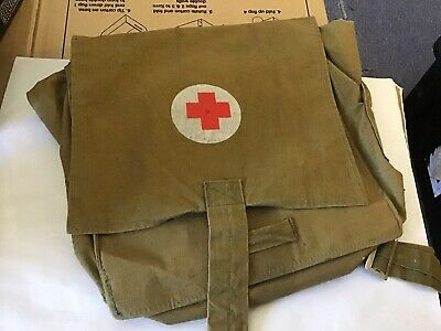 Old Red Cross Shoulder Bag - Sell for Charity