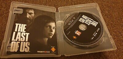 The Last Of Us Sony PlayStation 3 PS3 Game