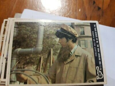 Monkees cards 1967 complete set