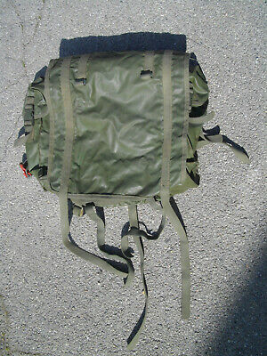 Sac A Dos Militaire France Musette Military