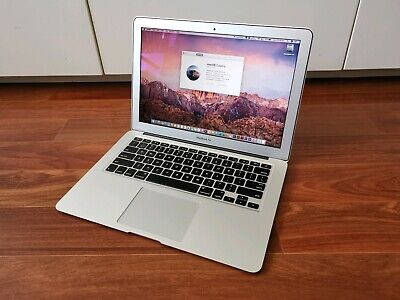 "MacBook Air 13"" 2011 / 1.7GHz i5 / 4GB / 128GB / New Battery / Mac OS X Catalina"