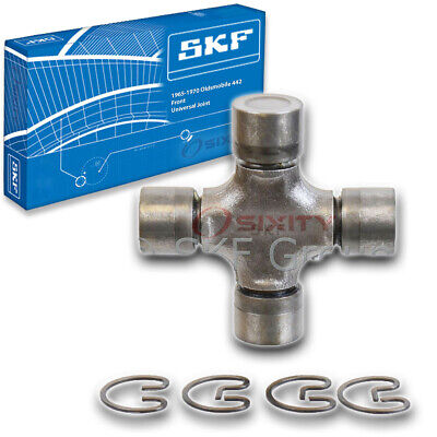 SKF Front Shaft Rear Joint Universal Joint for 2005-2006 GMC Sierra 2500 HD ax