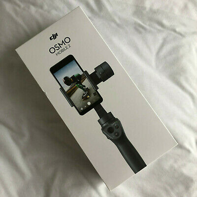 DJI Osmo Mobile 2 stablizer for iphone/Android w. bonus stand - perfect conditio