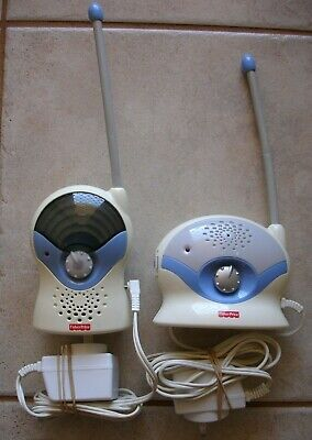 Fisher Price Baby Monitor Sounds N Lights