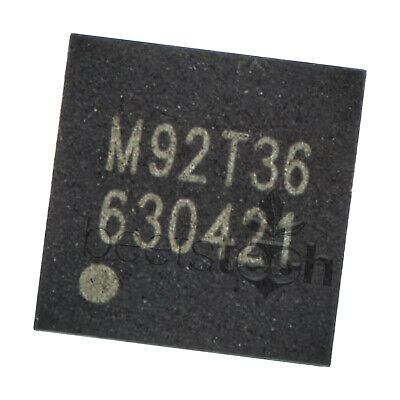 USB-C POWER DELIVERY CONTROLLER CHIP M92T36 - Nintendo Switch Charging Chip
