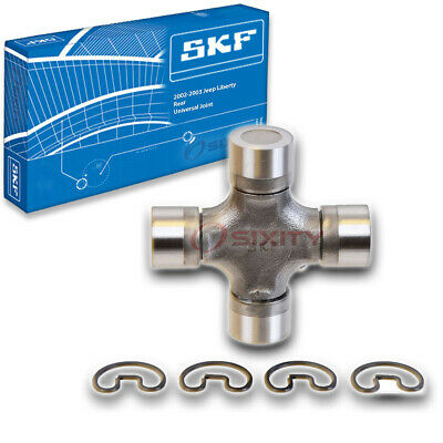 SKF Front Universal Joint for 1993-2007 Jeep Grand Cherokee U-Joint UJoint wy