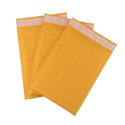 50 x AROFOL GENUINE GOLD BUBBLE PADDED ENVELOPES MAILERS BAGS 120 X 215