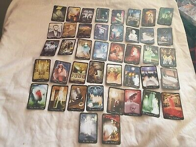 Enhancing Your Mind, Body & Spirit magazine - bundle of Ghost & Ghoul cards x 42