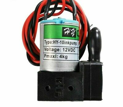 HY-10  DC12V 3W,100ml/min Small Ink Pump Anti-corrosion for Large Format Printer
