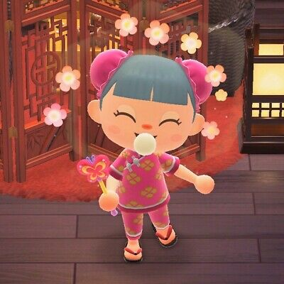 RARE Animal Crossing: New Horizon Cute Asian Outfit ( FAST DELIVERY)