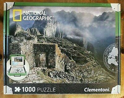 National Geographic 1000 Piece Jigsaw Puzzle (D1)