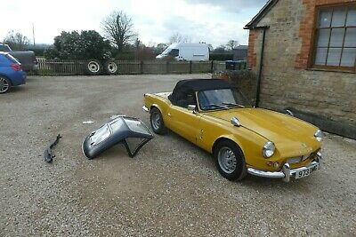 triumph spitfire 4 1963 car convertible with hard top done 78587 miles