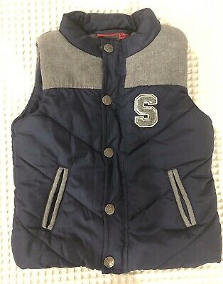 SPROUT Fleece-lined Vest Size 2