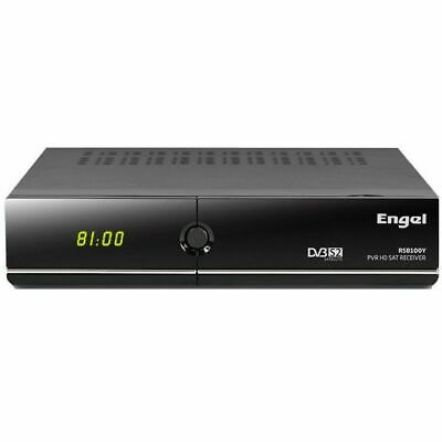 Receptor Decodificador Satélite Engel Rs8100Y Hd-Pvr Wifi