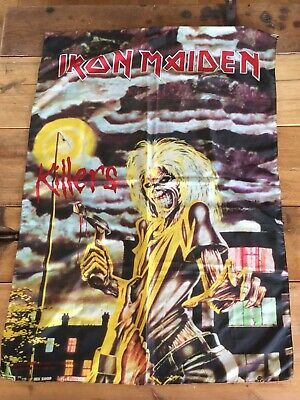 Poster en tissu Iron Maiden Killers