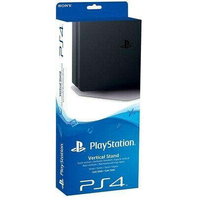 Sony PlayStation 4 Vertical Stand PS4 Pro/PS4 Slim Base verticale - ORIGINALE