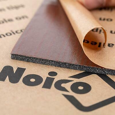 Noico RED 150 mil 36 sqft Noico Liner Car Heat and Sound Insulation