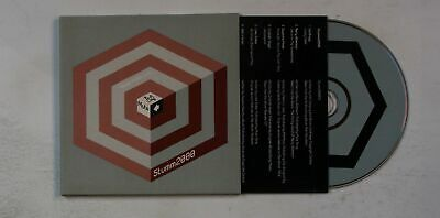 Stumm 2000 GER Cardcover CD 2000 + Inner Depeche Mode Throbbing Gristle Recoil