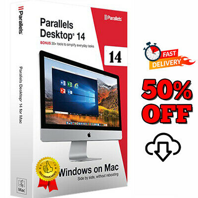 Parallels Desktop Business Edition 14 2019 ✅ Run Windows on Mac ✅ 7s DELIVERY🔥