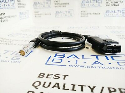 GENUINE DAF/PACCAR OBD2 cable vci for DAF trucks