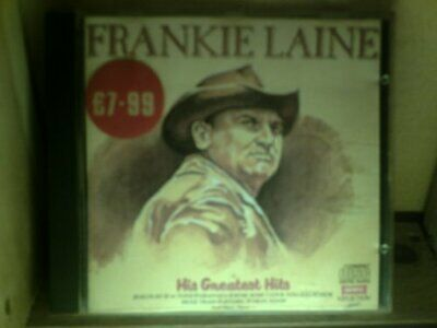 Frankie Laine: His Greatest Hits Warwick CD Incredible Value and Free Shipping!