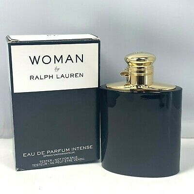 Woman By Ralph Lauren Eau De Parfum Intense Spray Women 100ml/3.4oz. TST BOX