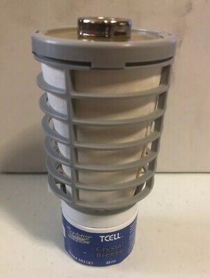 Rubbermaid Commercial TCell Odor Control System Refill Crystal Breeze FG402187
