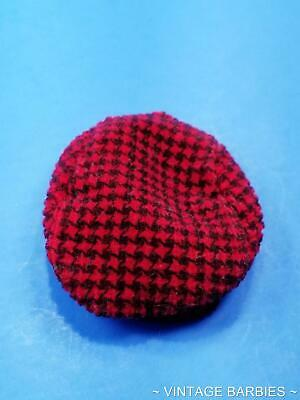 Barbie Doll Little Red Riding Hood #880 Hat HTF MINTY ~ Vintage 1960's
