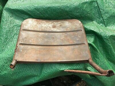 Ford GPW WW2 Original Issued Seat back F Marked