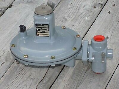 FISHER CONTROLS T205 Tank Blanketing Regulator 3/4""