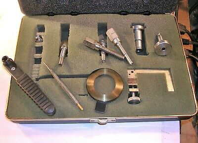 Omni Spectra Coax Connector Tool Kit Sma & Microwave 2098 Series
