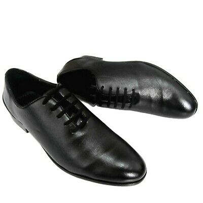 black business Shoes Classic Wedding Office oxford brogues party Mens Size 9