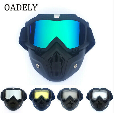 Newly SOFT BULLETS/DART Face Mask Goggles Paintball Airsoft CS Games Glasses US