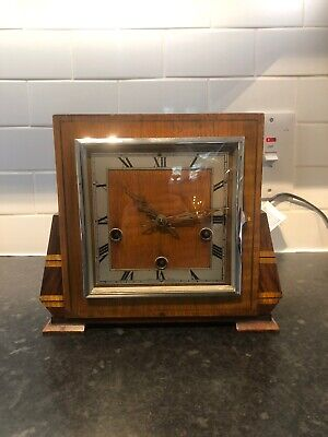 Antique English Enfield Mantle Clock
