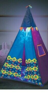 Blue Indian Teepee ( Litnfleek) RRP £69.99- New condition