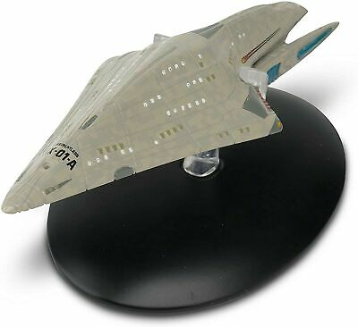 Eaglemoss STAR TREK U.S.S. Dauntless NX-01 A Starship Die-Cast Model (ISSUE #17)