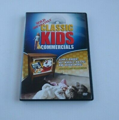 Sold Separately Classic Kids Commercial [DVD  2007]