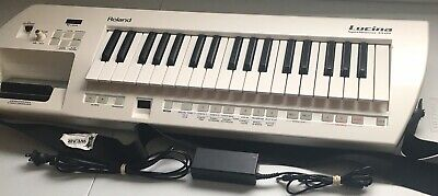 Roland Lucina AX-09 Synthesizer Synth Keyboard + Strap & Power Supply - Synthtar
