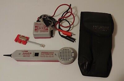 Progressive Electronics 700C 200Ep Inductive Amplifier + Tracer 2 77Hp