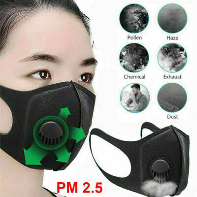 Reusable Washable Activated Carbon Filter With Respirators Filters Face Filter
