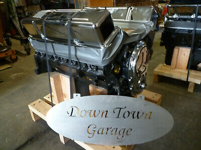 283  Chevrolet Small Block V8 Motor Corvette