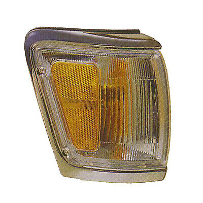 New Aftermarket Driver Side  Parking and Clearance Lamp Assembly 8162035201