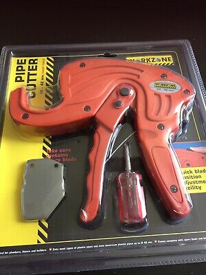 Workzone Pipe Cutter 26-42mm Includes Spare Blade