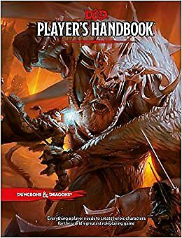 Player's Handbook (Dungeons & Dragons) (DIGITAL DELIVERY)